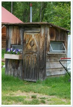 Trapper John's Outhouse