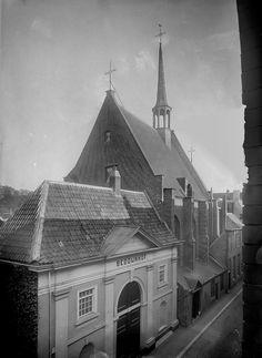 Breda. Waalse kerk. 1908.