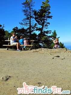 PICTORIAL: Moran State Park Mt Constitution, Orcas Island WA