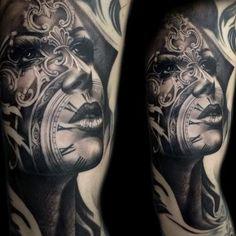 Tony Mancia - clockface