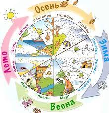 Image result for картинки времена года