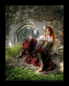 Curse of the Gypsy Witch HDR 2 by Taragon.deviantart.com on @deviantART