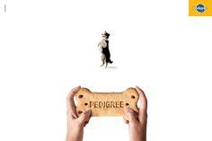 Resultado de imagem para the best advertising dog