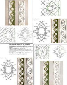 Паучки Bobbin Lace Patterns, Crochet Patterns, Bobbin Lacemaking, Lace Heart, Lace Jewelry, Crochet Borders, Crochet Books, Needle Lace, Lace Making