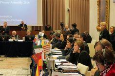 El Món | Les assemblees legislatives regionals europees defensen Forcadell | Política, 20/12/2016