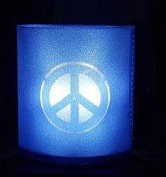 2 - Peace Sign Lights