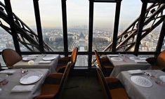 Le 58 Tour Eiffel - Restaurant on the Eiffel tower Paris