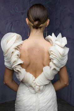 Live For The Frill!! #frill #ruffles #gowns