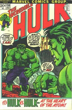 Incredible Hulk # 156 by Herb Trimpe