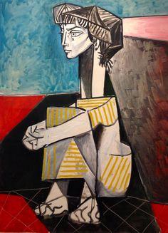 Une amoureuse de Picasso...