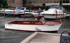 1961 Chris-Craft 20' Sea Skiff