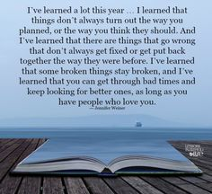Lessons Learned in Life | I learned a lot this year.