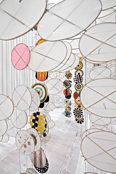 Jacob Hashimoto - Selected Exhibitions - silence still governs our consiousness 014.jpg