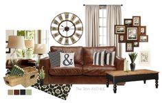 The 36th AVENUE | Living Room Decor