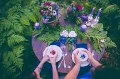 Годовщина свадьбы в сказочном лесу: Александр и Екатерина