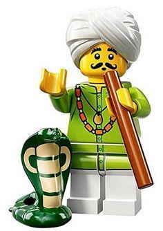 $7  LEGO Minifigures Series 13 Snake Charmer Construction Toy LEGO http://www.amazon.com/dp/B00R8BAL0I/ref=cm_sw_r_pi_dp_lFCqwb14EG0SJ