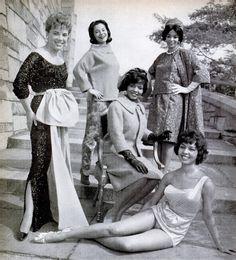 Gorgeous vintage photo of black women.
