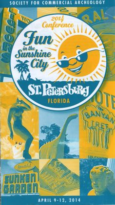 Fun in the Sunshine City brochure cover