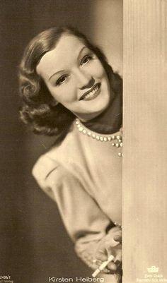 Kirsten Heiberg (25 April 1907 – 2 March 1976)