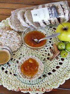 Buongiorno, iniziamo l'ultima settimana di agosto con una confettura di prugne e mele alla cannella, le prugne sono le ultime che ci ha regalato il nostro alberello, quelle più piccine. Ho sostituito lo zucchero semolato con quello di canna, il risultato è stato una confettura dal sapore pi�…