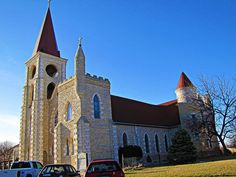 Our Lady Of Perpetual Help -    		Catholic Church in Concordia, Kansas