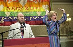 Saturday Night Live: Will Ferrell & Ana Gasteyer as The Culps #SNL