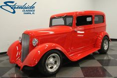 1933 Plymouth 2 Door Touring Sedan