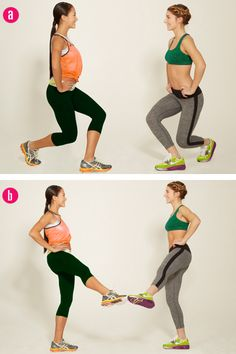 3 Moves For Getting Your Best Butt Ever!