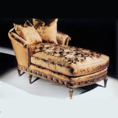 Jeffco Furniture Louis XVI Chaise I'd like it in a different color. Louis Xvi, Vintage Glamour, My Living Room, New Furniture, Different Colors, Sofas, Chair, Home Decor, Couches