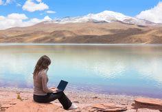 Job travel writer