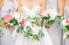 Garden Romance Wedding Walkthrough   Planning & Design: Grit + Gold   Bridal Gown: Patsy's A Bridal Boutique   Bridesmaid Dresses: Bella Bridesmaids   Floral: Something Pretty Floral #bridesofnorthtx #wedding #bouquet