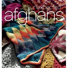 I want to make the entrelac afghan on the cover. Book to be released in July.