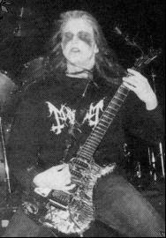 Varg Vikernes (Burzum)
