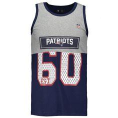 Regata New Era NFL New England Patriots Marinho e Cinza Somente na FutFanatics você compra agora Regata New Era NFL New England Patriots Marinho e Cinza por apenas R$ 89.90. Futebol Americano. Por apenas 89.90