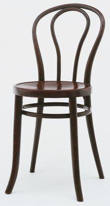Vienna Café Chair (no. 18)  Gebrüder Thonet, company design (Austrian, established 1853)