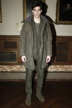 Jack Spade Men's RTW Fall 2014 - Slideshow - Runway, Fashion Week, Fashion Shows, Reviews and Fashion Images - WWD.com