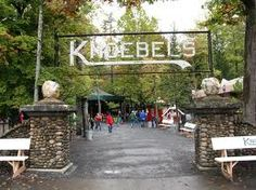 Knoebel's Amusement Resort, Elysburg, PA.  You can't beat free admission, free parking, great food and fun rides.