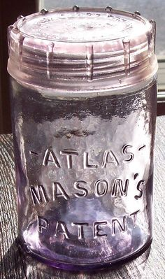 How Old is Your Vintage Mason Jar - Hymns and Verses