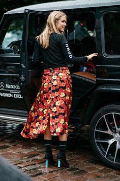 Street Style - Copenhagen Fashion Week