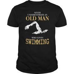 Old Man Swimming Order HERE ==> https://www.sunfrog.com/Sports/Old-Man-Swimming-126179933-Black-Guys.html?52686 Please tag & share with your friends who would love it  #christmasgifts #superbowl #renegadelife