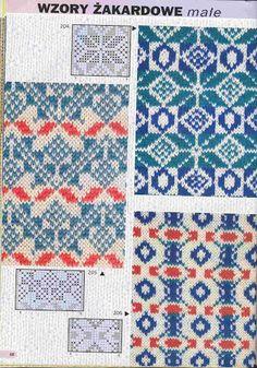 Burda2003_1Druty i oczka_Najpiękniejsze wzory i sploty2 - Mordka2 - Álbumes web de Picasa