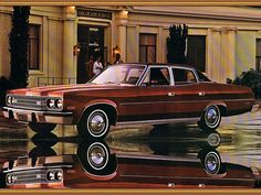 AMC Ambassador - 1974