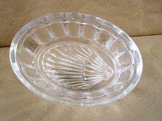 Pressed Glass Scallop Shell Mold. $15.00, via Etsy.