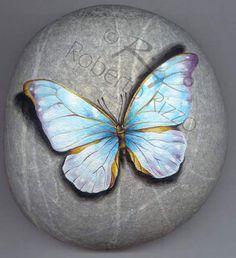 Sassi dipinti di Roberto Rizzo - Invertebrati