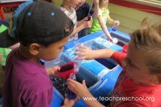 Belonging in Preschool