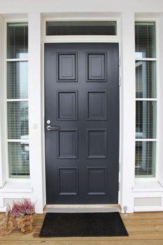 Ulko-ovikatsaus ja mallit - lämpöarvo, ulkonäkö ja murtosuojaus tärkeitä