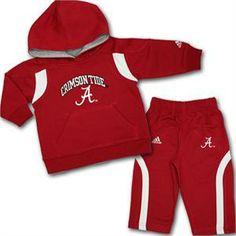 Alabama Infant Sweat Suit