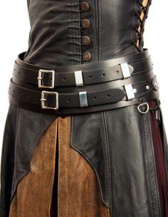 Womens Warrior Belt