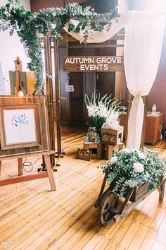 Brisbane 2015 - The Old Museum Exhibition Display, Exhibition Ideas, Autumn Wedding, Rustic Wedding, Photography Booth, Bridal Show Booths, Wedding Fayre, Marry Me, Event Decor