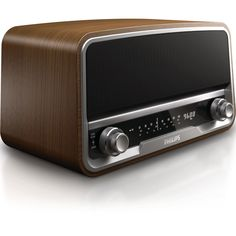 Philips Radio LW/AM/FM style rétro